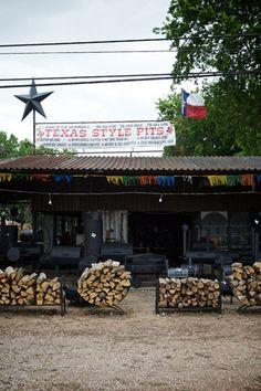 Texas BBQ...nothin' like it!  Photo by Jody Horton