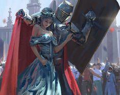 Принцесса и рыцарь