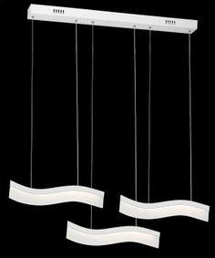 Lampy oświetlenie - WAVE 324 Milagro