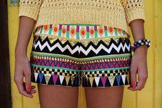 Glam & pretty Shorts