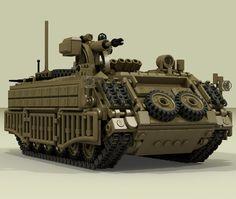 Guardian Armoured Personnel Carrier http://www.flickr.com/photos/renderedbattlefield/29671570226/