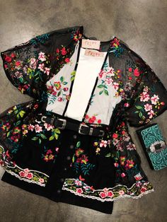 Outerwear Archives - Page 2 of 3 - Ale Accessories Cute Cowgirl Outfits, Country Style Outfits, Southern Outfits, Rodeo Outfits, Outfits With Hats, Western Outfits, Western Wear, Cute Outfits, Mexican Fashion