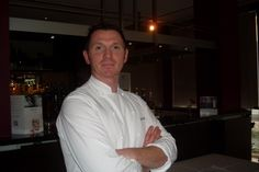 Cyril Haberland, the chef of L'Oison.