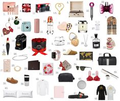 Valentines Gift Guide for Him and Her!      Wanting some last minute inspo for your boyfriend, girlfriend, best friend or yourself? Check out my gift guide from DIY gift ideas to luxury items!