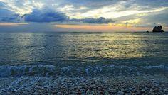 Утро на море.....