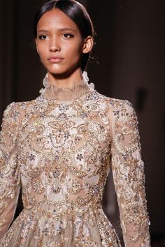 Happy Monday lovelies! A little Valentino haute couture with lace and sparkly details are the perfect pick me up for the start of what will be a long work week… scouting photoshoot locations, picking out wedding dresses for six models, finalizing the minute details, while working on a few other…