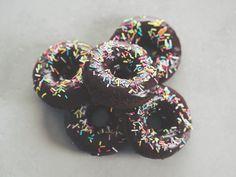 Sokerileipurin kotona: Suklaadonitsit