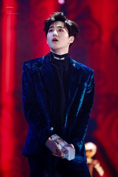 Suho at the Melon Music Awards 2016 161119 <3