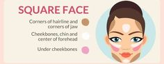 Contouring Techniques By Facial ShapeFacebookGoogle InstagramPinterestTumblrTwitterYouTube