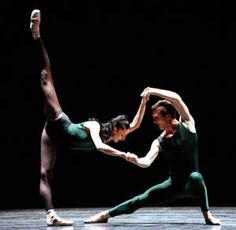 """William Forsythe's """"In the Middle, Somewhat Elevated"""""""