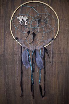 DIY Dreamcatcher Jewellery Hanger   Tanishq Blog