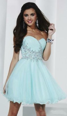 This is one of my dream prom dresses omg so pretty!