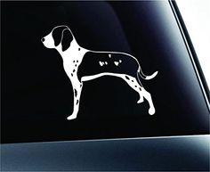 Bracco Italiano Silhouette Symbol Decal Paw Print Dog Puppy Pet Family Breed Love Car Truck Sticker Window (White) ExpressDecor http://www.amazon.com/dp/B00SG8J72U/ref=cm_sw_r_pi_dp_TwCWub1NAH88P