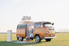 der fotobulli aus köln - photobooth im vintage vw-bus / #photobooth #vwbulli