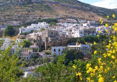 Apiranthos, Naxos Island, Greece. photo by Ηλιασ