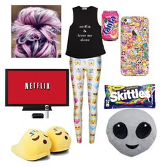 """""""Untitled #263"""" by mikayla-burgess ❤ liked on Polyvore featuring River Island, Boohoo, Casetify and WithChic"""