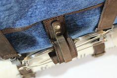 Blue Jeans, details  www.kjoreproject.com/backpacks #kjøre #kjoreproject #vintage #heritage #denim #berto #friends #igers #handmade #wallets #accessories #vibram #shoes #backpacks #denim #canvas #wool #premium #newzealand #natural #evolution #leather #love #minimal #design @kjoreproject