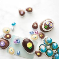 Easter is just around the corner! Celebrate with See's eggs!