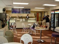 Call Hall Dairy Bar - KSU 144 Call Hall Manhattan, KS 66506 Phone: Store Hours: Monday - Friday to Also serve breakfast and lunch. Places To Eat, Places Ive Been, Manhattan Kansas, Kansas State University, Animal Science, Icecream Bar, Union Station, Store Hours, Dairy