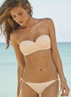 #strapless #bikini
