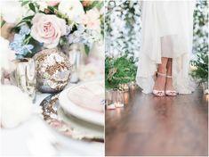 9412334fcd219f Ballet Wedding Inspiration - Pantone 2016 Rose Quartz   Serenity.  Courthouse WeddingBridal ShoesWedding ...