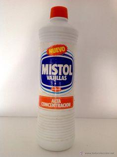 ANTIGUA BOTELLA DE MISTOL