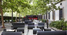 Terraza #Mahou del @museoreinasofia #Madrid #arte #verano #MadridSeduce