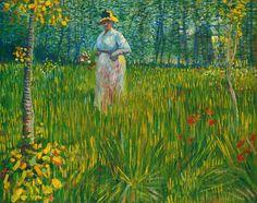 """, Vincent van Gogh     """""""