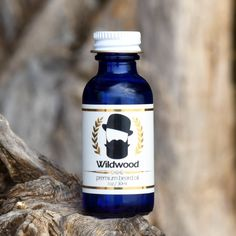 Wildwood Premium Beard Oil - The Beard Baron