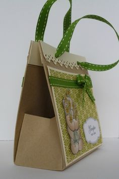 tutorial paper bag