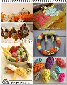 5 Modele crosetate de toamna gratuite pe care trebuie sa le incerci - 5 Free Autumn Crochet Patterns you must try