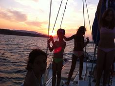 Zakinthos sailing 2011