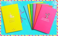 Bought the Kate Spade Guide to Living Colorfully at Strand recently & adore it!!! [kate spade for strand books]