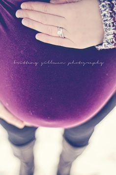Great maternity shot.