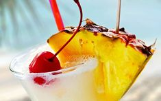 A survey shows that though we might pretend to like Manhattans, retro classic   the Piña Colada is Briton's preferred cocktail