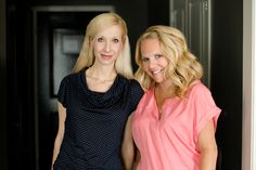 an interview with Clickin Moms founder Kendra Okolita and CEO Sarah Wilkerson