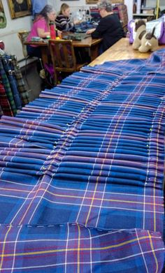 At Edinburgh Kiltmakers Academy we are not afraid of a challenge! This Scotland National Team tartan kilt will have an impressive number of handsewn pleats.  Our week has been especially busy with our preparations for our 2019/2020 classes.   Watch this space for announcements of start dates and brand-new courses! . . #EKA #GNKfamily #MadeInScotland #KeepItReal #SNTT #kiltmaking #scotland #edinburgh Tartan Kilt, Watch This Space, Keep It Real, Edinburgh, Hand Sewing, Dates, Scotland, Challenge, Number