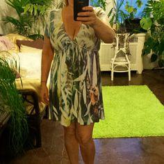 Low cut dress Low cut lightweight sweater dress julie's closet Dresses