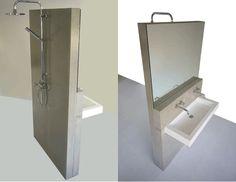 Design betonwanden voor de badkamer - Gimmii Magazine