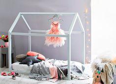 Camas-casita: para dormir y soñar!  #decoración #camas  http://bit.ly/1LOGQlC