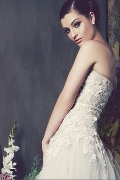 Feast your eyes on this Exclusive Premiere of the new launch of the Anna Georgina by Kobus Dippenaar 2014 Bridal Collection. Plan My Wedding, Wedding Day, Bridal Collection, Dress Collection, Romantic Lace, Hopeless Romantic, Bridal Gowns, Wedding Dresses, Designer Wedding Gowns