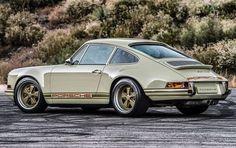 Singer showt eerste beelden geweldige nieuwe Porsche