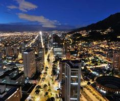 Bogota, Colombia...the new Buenos Aires of South America http://www.travelandleisure.com/articles/50-best-romantic-getaways-2010/36