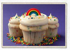 Gay cupcakes at @Cupcake Royale
