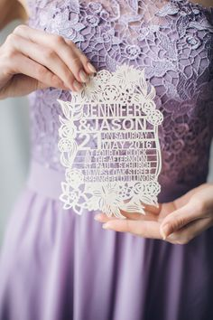 creative Papel Picado inspired floral ivory laser cut wedding invitations EWTS003