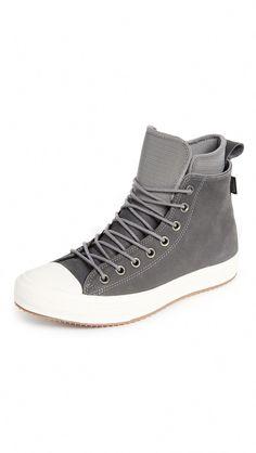 9e8fa7b8 CONVERSE CHUCK TAYLOR WATERPROOF SNEAKERS. #converse #shoes # #Sneakers  Zapatillas De Lona