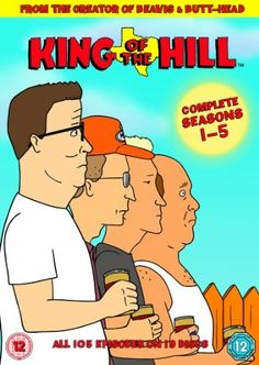 King of the Hill - Season 1-5 [DVD] DVD ~ Mike Judge, http://www.amazon.co.uk/dp/B003JH7N4W/ref=cm_sw_r_pi_dp_y2rIsb18XMXKD