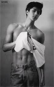 Image result for sehun photoshoot leon