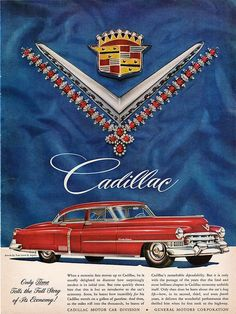 1951 Cadillac Fleetwood Sixty Special by aldenjewell, via Flickr