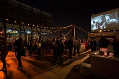 Hudson Mercantile Rooftop Movie Screening!